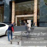 Dịch vụ chuyển văn phòng giá rẻ tại phố Mai Hắc Đế