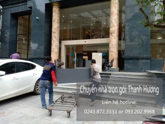 Dịch vụ chuyển văn phòng giá rẻ tại phố Nguyễn Khánh Toàn