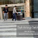 Dịch vụ chuyển văn phòng tại phố Mạc Thị Bưởi