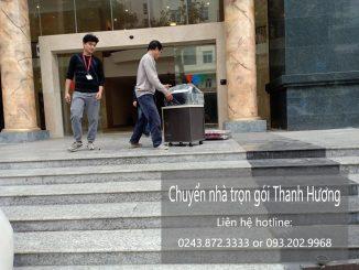 Dịch vụ chuyển văn phòng trọn gói tại phố Mạc Thái Tông