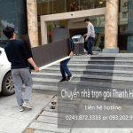 Chuyển đồ trọn gói tại phố Lê Văn Hưu