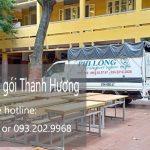 Chuyển văn phòng giá rẻ tại phố Phan Đăng Lưu