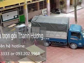 Chuyển văn phòng giá rẻ tại phố Trường Lâm