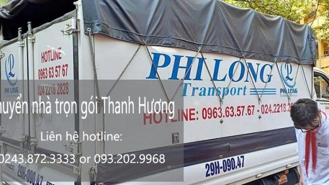 Chuyển văn phòng giá rẻ tại phố Đồng Xuân