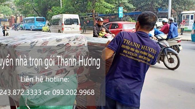 Dịch vụ chuyển văn phòng giá rẻ tại phố Cổng Đục