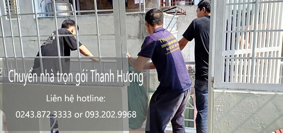 Chuyển văn phòng giá rẻ chuyên nghiệp tại phường Ngọc Lâm