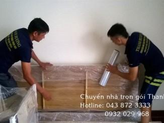 Chuyển nhà giá rẻ tại phố Phạm Tuấn Tài