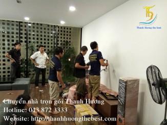 Chuyển văn phòng giá rẻ tại phố Hoàng Minh Giám