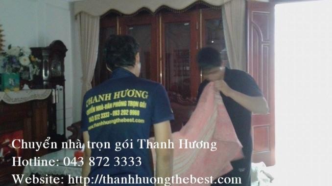 Chuyển nhà uy tín tại phố Nguyễn Khánh Toàn