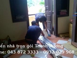 Dịch vụ chuyển nhà-chuyển văn phòng tại phố Hòa Mã