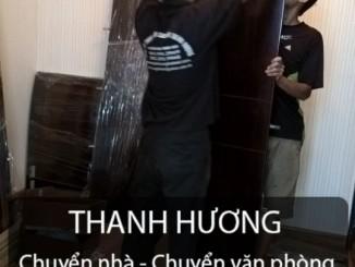 Thanh Hương dịch vụ chuyển văn phòng chuyên nghiệp tại phố Phan Bội Châu