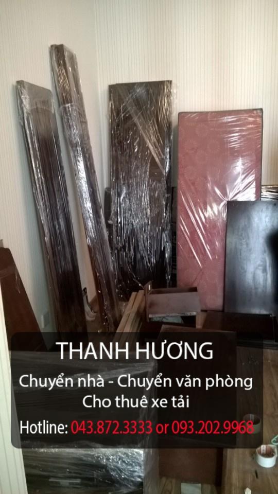 Chuyển văn phòng trọn gói giá rẻ tại phố Việt Hưng