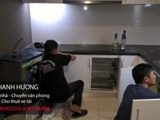Thanh Hương dịch vụ chuyển văn phòng chuyên nghiệp tại phố Tràng Thi