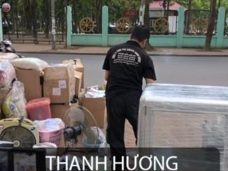 Chuyển nhà chuyển văn phòng trọn gói Thanh Hương tại phố Hoa Lâm