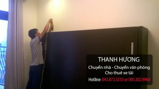 Thanh Hương cung cấp dịch vụ chuyển văn phòng tại phố Tô Hiến Thành