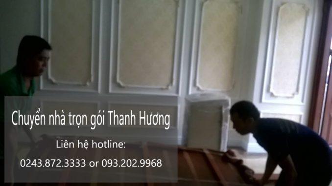 Dịch vụ chuyển văn phòng giá rẻ tại phố Nguyễn Ngọc Vũ