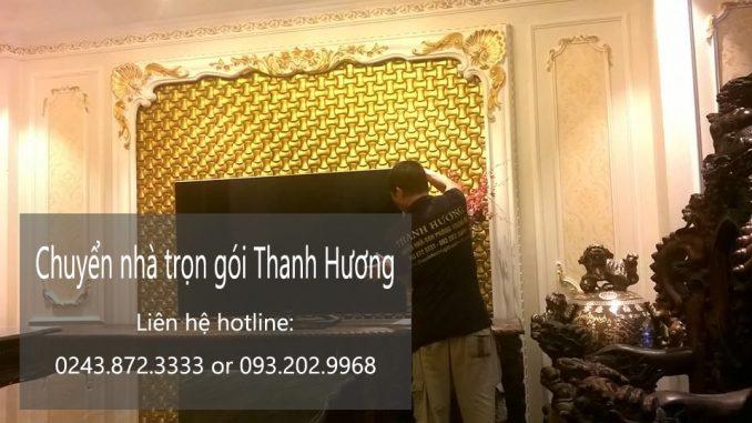 Chuyển văn phòng giá rẻ tại phố Vạn Hạnh-093.202.9968