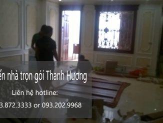 Chuyển văn phòng tại phố Nguyễn Lam