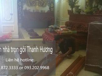 Chuyển văn phòng giá rẻ tại phố Nguyễn Trung Ngạn