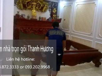 Dịch vụ chuyển văn phòng Thanh Hương tại phố Hàm Long