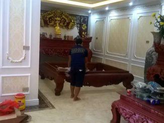 Dịch vụ chuyển nhà trọn gói tại phố Lê Văn Hưu