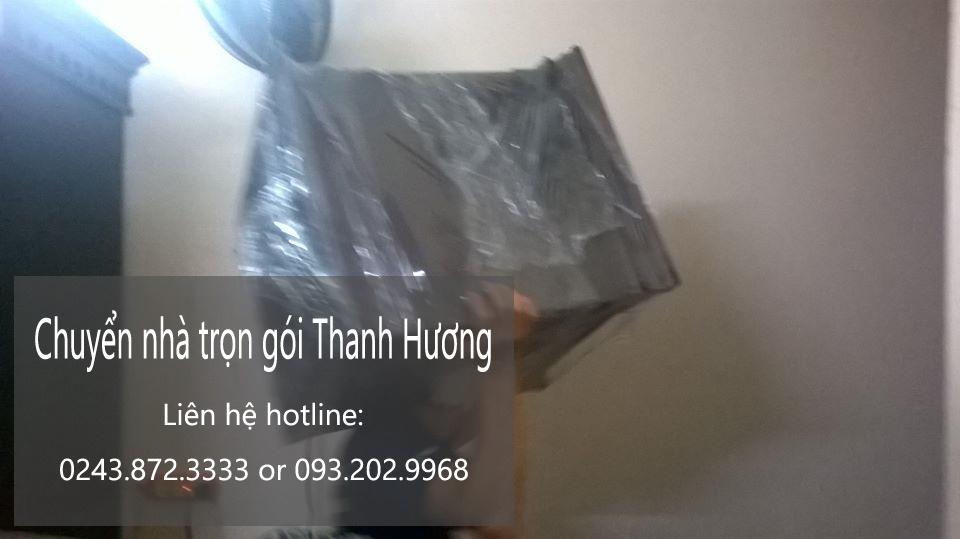 Dịch vụ chuyển văn phòng trọn gói tại phố Trần Xuân Soạn