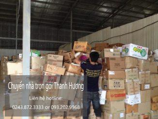 Dịch vụ chuyển văn phòng giá rẻ tại phố Lê Hồng Phong