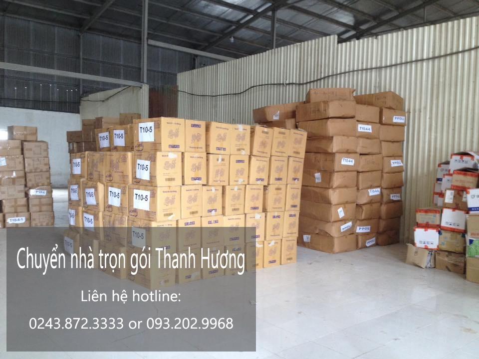 Chuyển văn phòng giá rẻ tại phố Phú Thượng