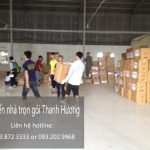 Dịch vụ chuyển văn phòng giá rẻ tại phố Tân Thụy