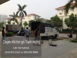 Dịch vụ chuyển văn phòng giá rẻ tại phố Hoàng Như Tiếp