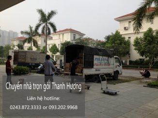 Chuyển văn phòng giá rẻ uy tín Thanh Hương tại phố Phạm Sư Mạnh