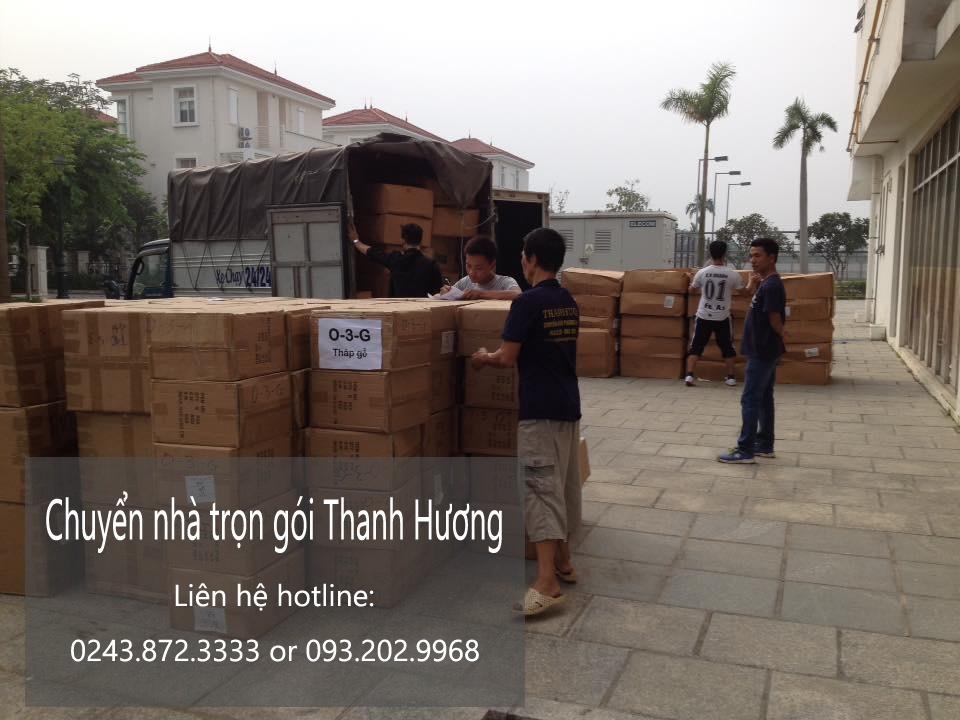 Dịch vụ chuyển văn phòng trọn gói giá rẻ tại phố Lâm Hạ-093.202.9968