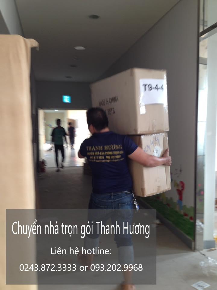 Chuyển văn phòng giá rẻ tại đường Gia Lương