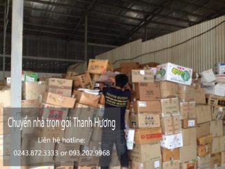 Dịch vụ chuyển văn phòng giá rẻ tại phố Khúc Hạo