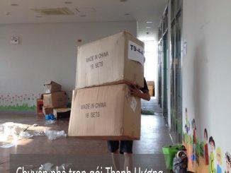 Dịch vụ chuyển văn phòng tại phố Vũ Trọng Phụng 2019