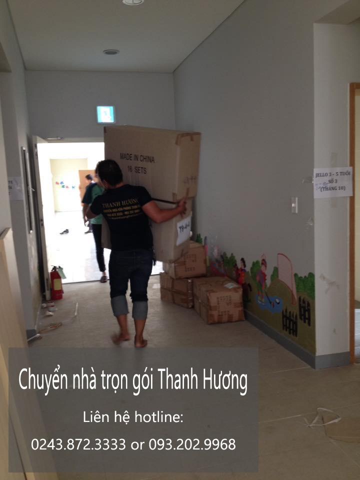 Dịch vụ chuyển văn phòng giá rẻ tại phố Quỳnh Mai 2019