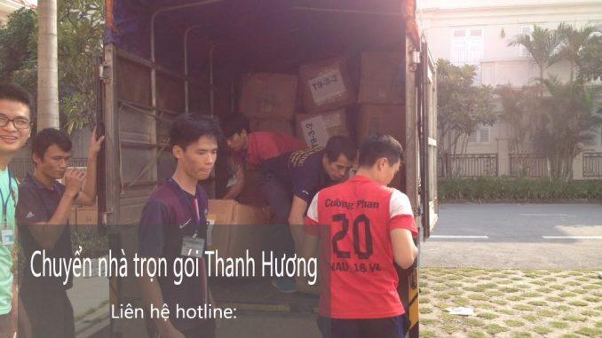 Dịch vụ chuyển văn phòng giá rẻ tại phố Cửu Việt 2019