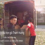 Dịch vụ chuyển văn phòng giá rẻ tại phố Hoàng Công Chất