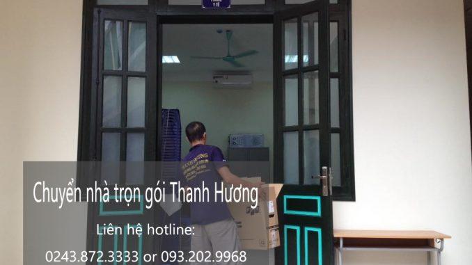 Dịch vụ chuyển văn phòng giá rẻ tại phố Hương Viên theo số 093.202.9968.