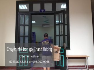 Chuyển văn phòng giá rẻ tại phố Ỷ Lan
