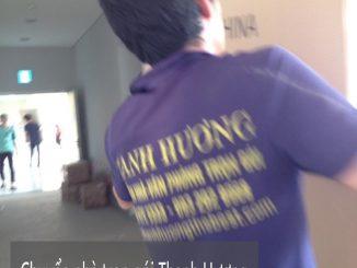 Dịch vụ chuyển văn phòng giá rẻ tại đường Triệu Việt Vương