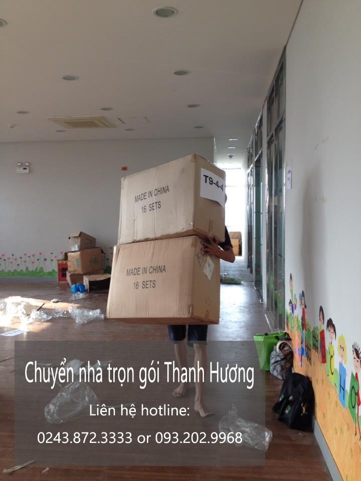 Dịch vụ chuyển văn phòng giá rẻ tại phố Kim Quan-093.202.9968