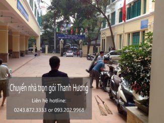 Chuyển văn phòng giá rẻ tại phố Lý Nam Đế