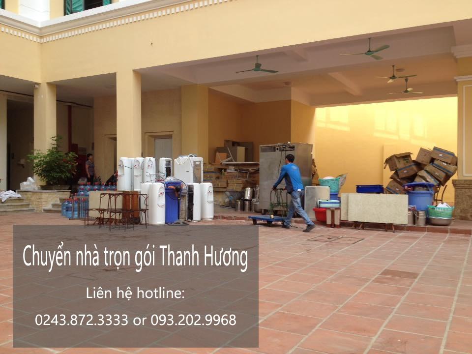 Chuyển văn phòng giá rẻ tại phố Nam Dư