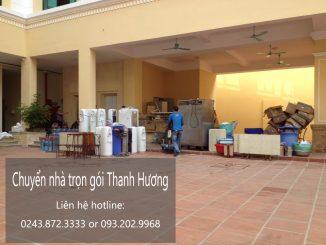 Chuyển văn phòng trọn gói giá rẻ tại phố Phương Mai