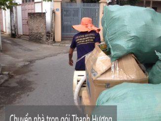Dịch vụ chuyển văn phòng giá rẻ tại phố Lạc Chính