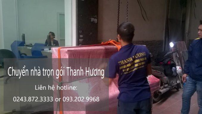 Chuyển văn phòng giá rẻ tại phố Trần Thủ Độ