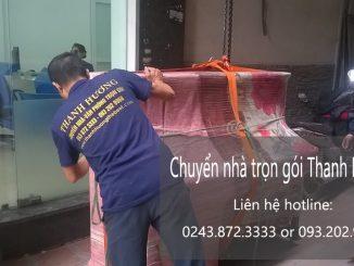 Chuyển văn phòng giá rẻ tại phố Thượng Thanh