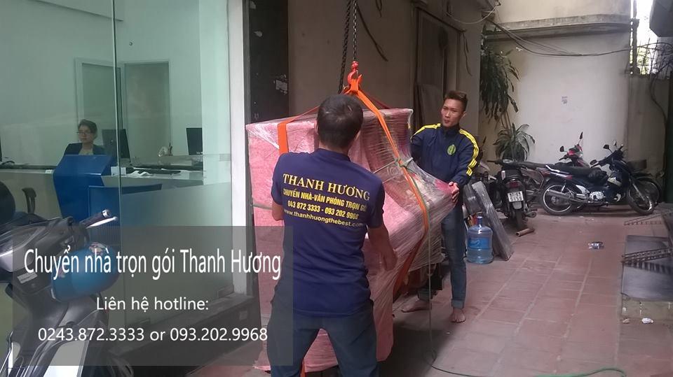 Dịch vụ chuyển văn phòng trọn gói giá rẻ tại phố Hội Xá