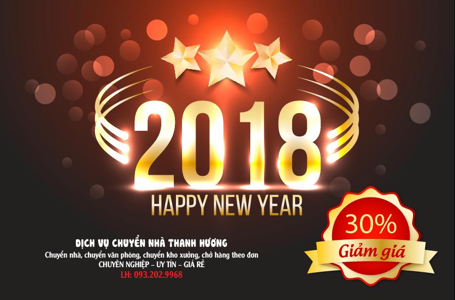 Chuyển văn phòng giá rẻ năm Mậu Tuất 2018